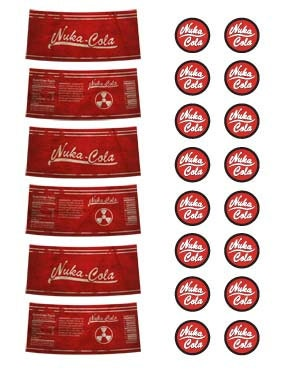 Nifty image regarding nuka cola printable labels