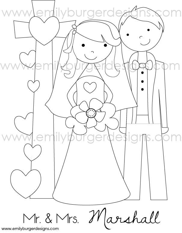 Items similar to Personalized name....kids wedding ...