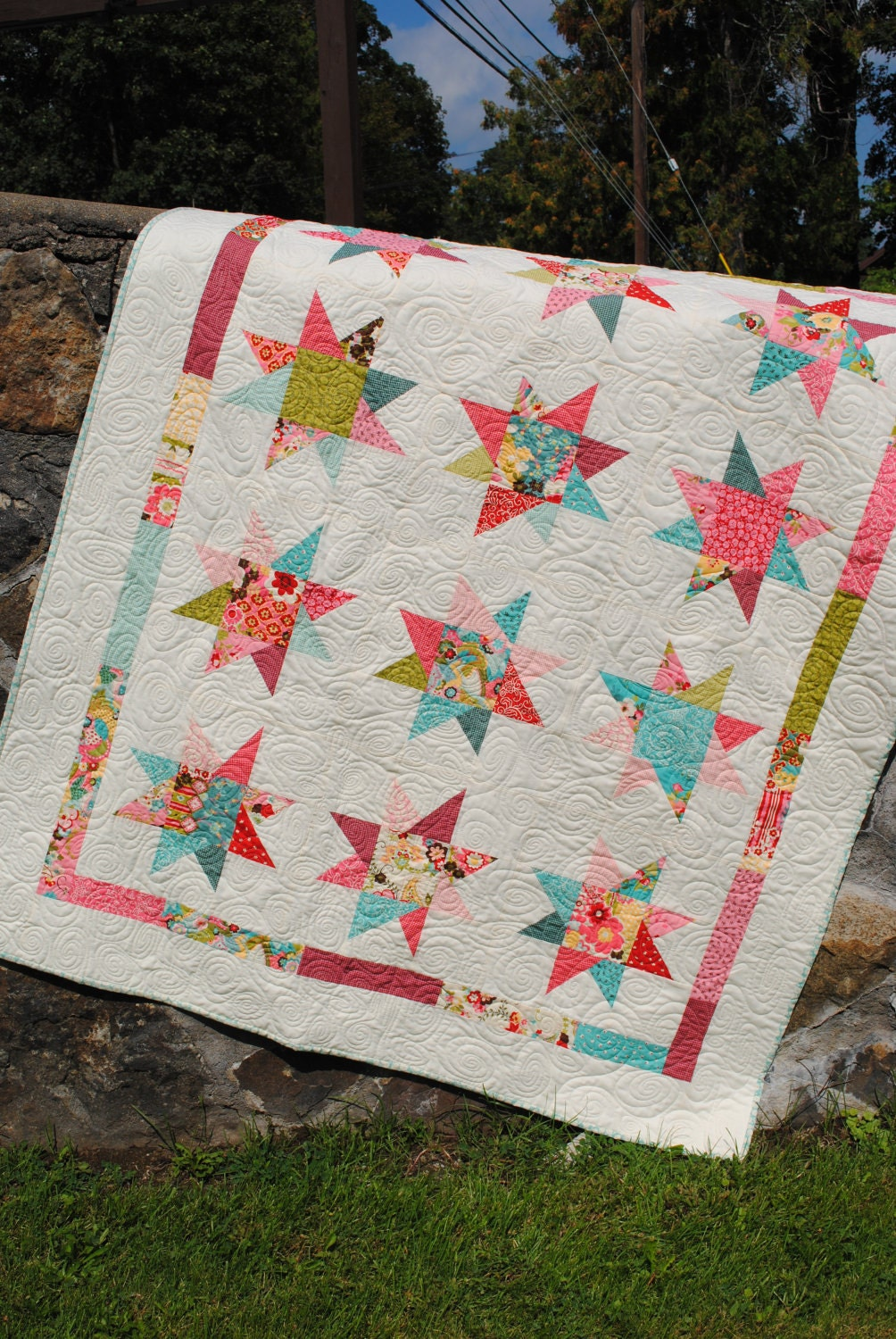 Quilt pattern lap quilt size q uick and easy layer cakes or fat