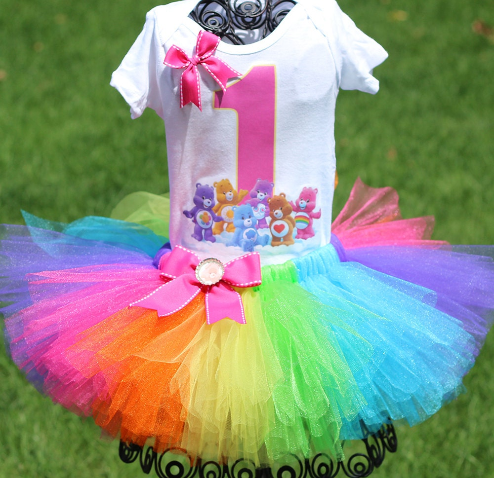 Carebears Birthday Outfit Carebears By TwistinTwirlinTutus