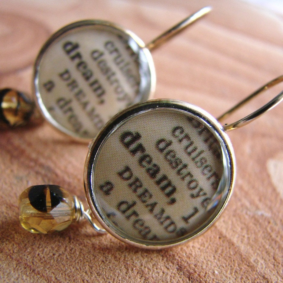 Dream Dictionary Earrings | RM.