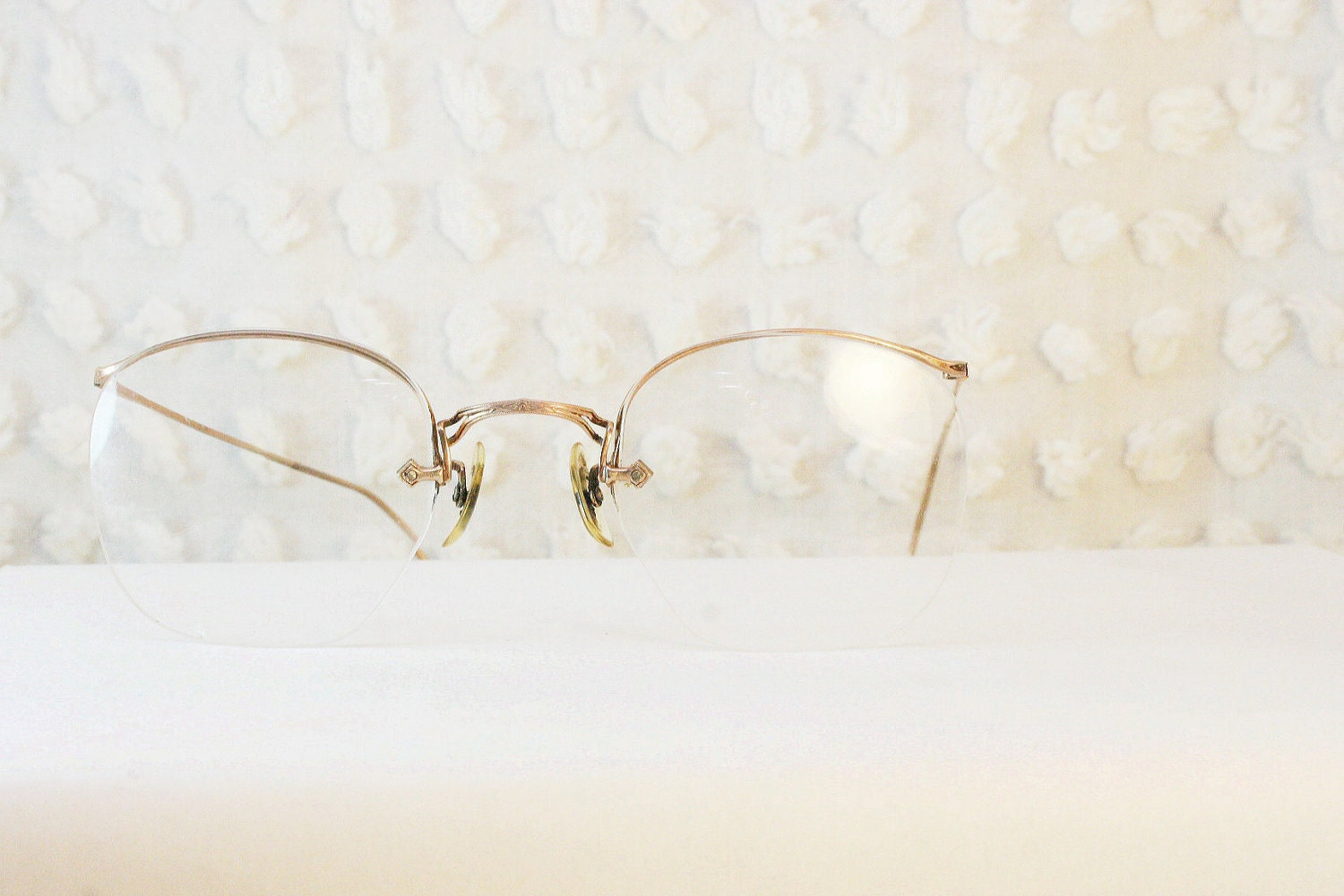 Numont 1940s Ful Vue Eyeglasses Yellow Gold Fill by ...