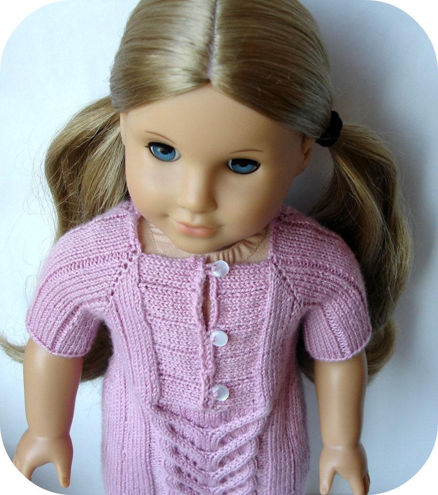 Knitting Patterns For Maplelea Dolls : My Maplelea My Country My doll: Knit patterns for our 18 ...