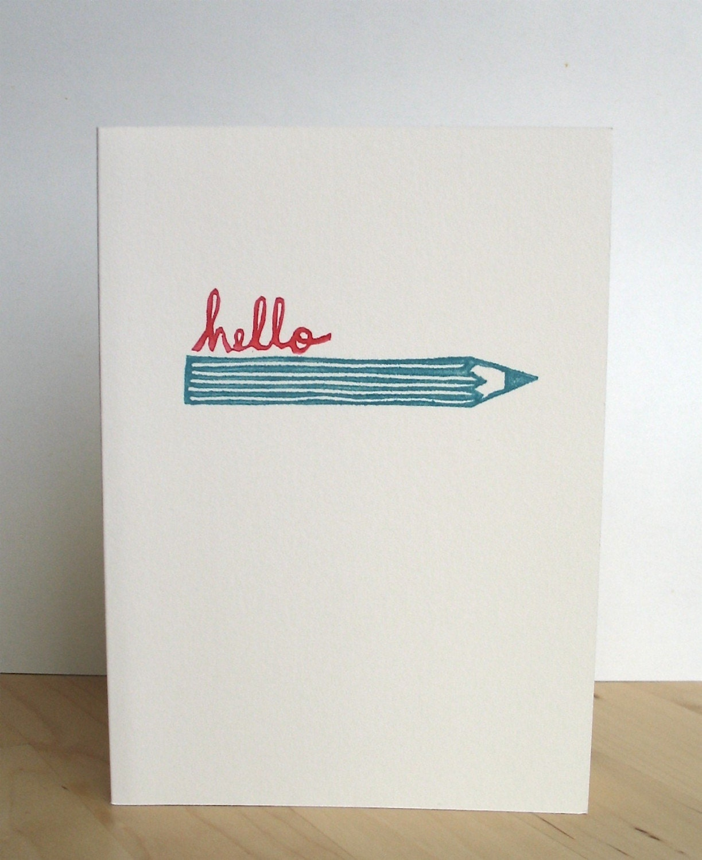 Hello Notes