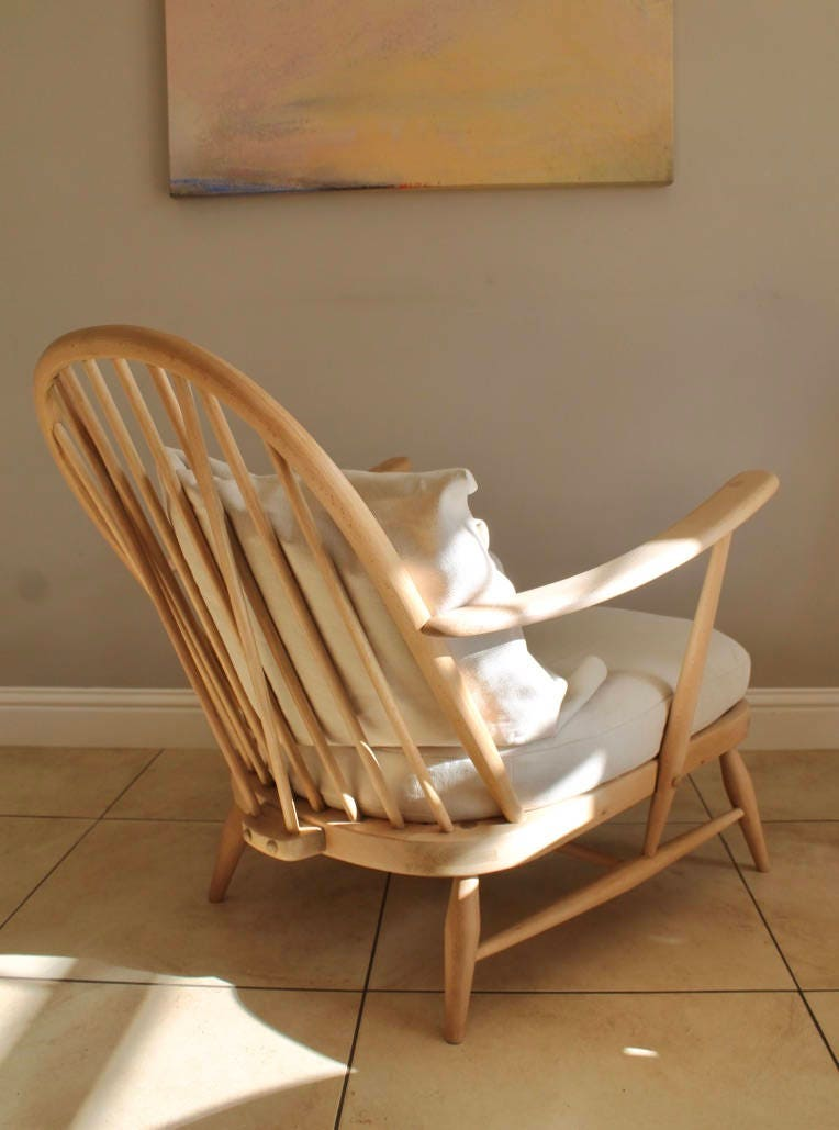 SOLD  Ercol Easy Chair 203  Fully Restored