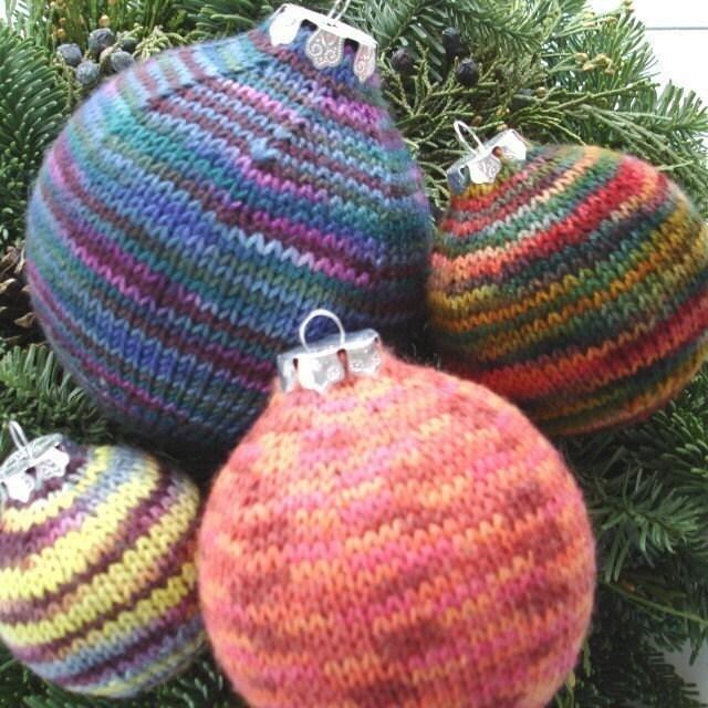 Knit Christmas Ornaments - Patterns | Yarnspirations