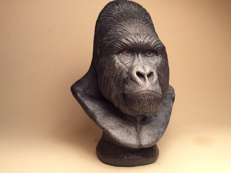 Gorilla hand ashtray
