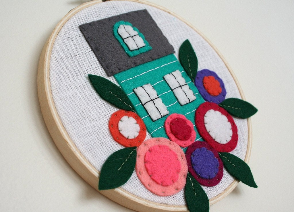 Little City Hoop--The Blooming House