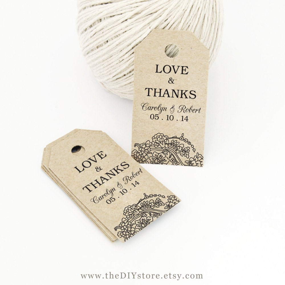 Wedding Favors Templates Free Printable Image collections - Template ...