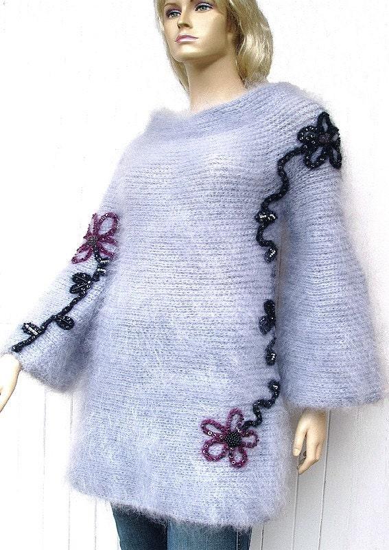 نرم افزاری فوق العاده گری لوکس پارچه موهر لباس کوتاه لباس --