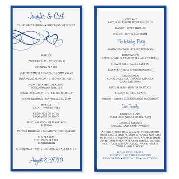 80th birthday celebration program sample | just b.CAUSE