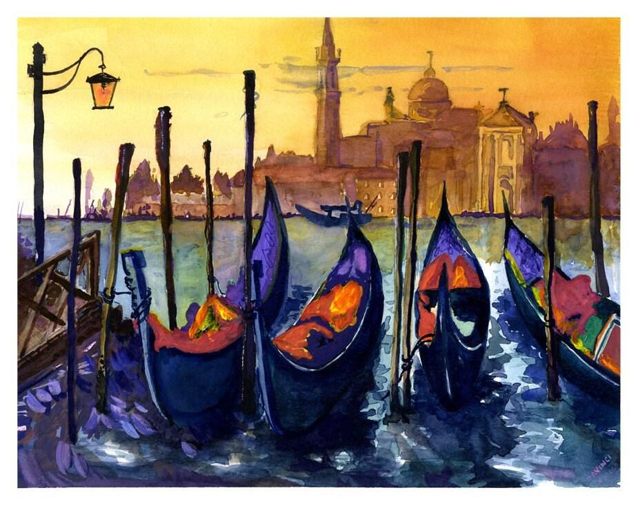 4 Gondolas