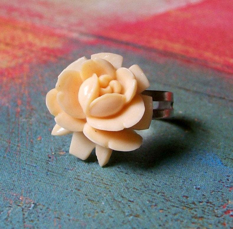 My Sunshine Flower Ring.