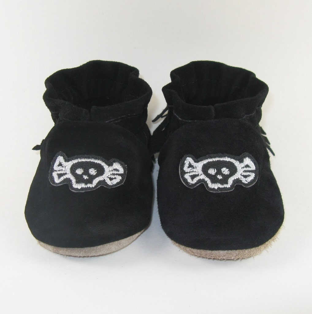 Baby Shoes Moccasins 6 to 12 Month