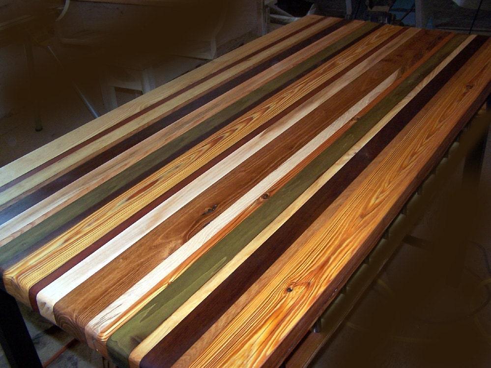 Custom Reclaimed Wood Countertops By BarnWoodFurniture On Etsy