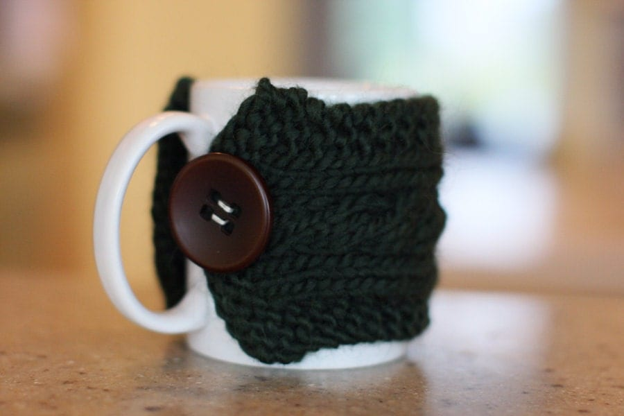 Tea Cozy - Forest Green