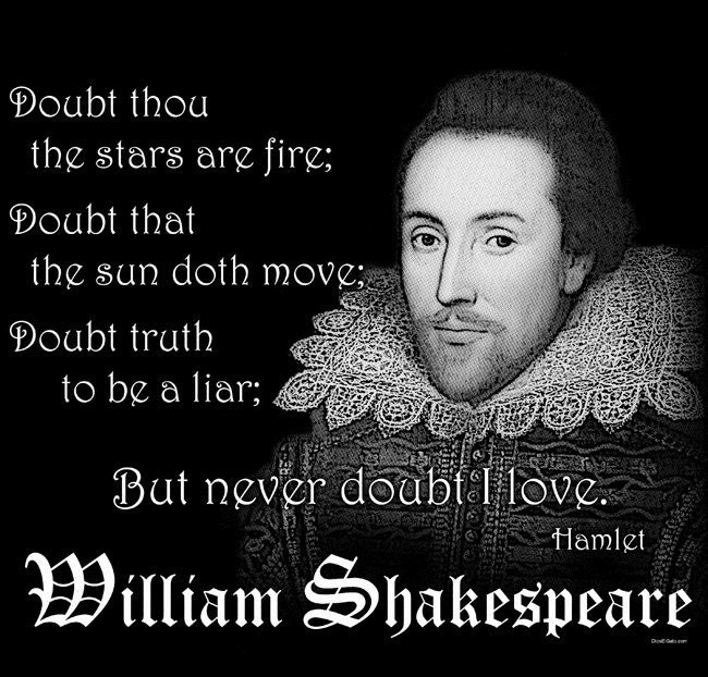 the issue of madness in hamlet a play by william shakespeare A play in which every hamlet william shakespeare jephthah king's lady laer laertes look lord hamlet madam madness majesty.