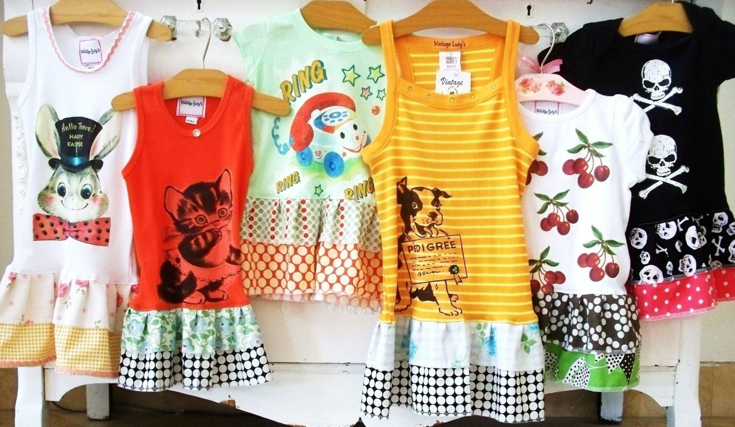 BIG DRESS SALE -Size 3 mos up to 12 youth - BUY 2 GET 1 FREE