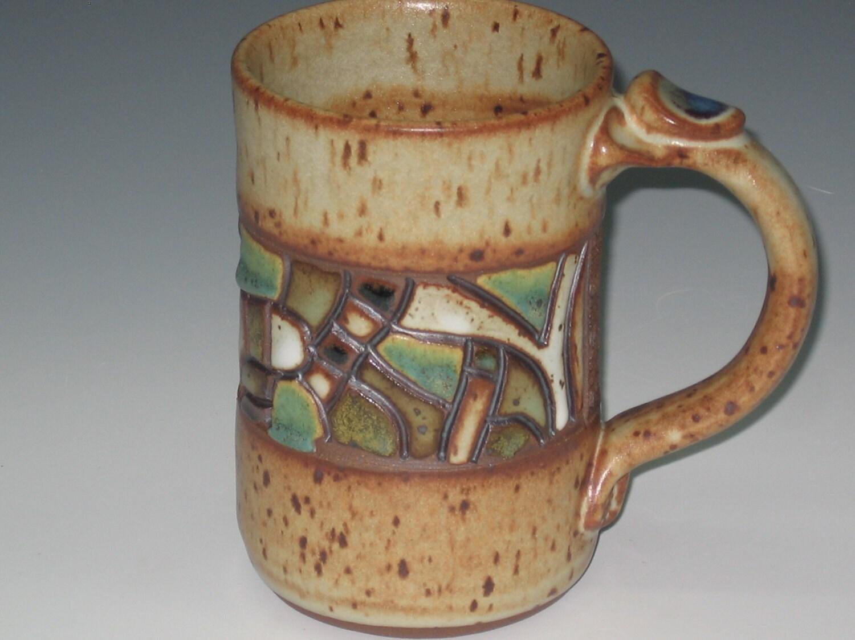 Beautiful Mosaic Coffee Mug