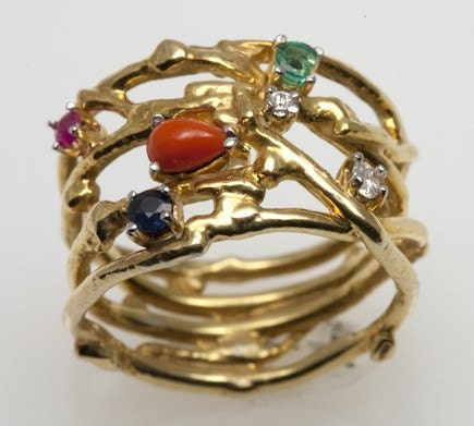Abstract Eco-Ring