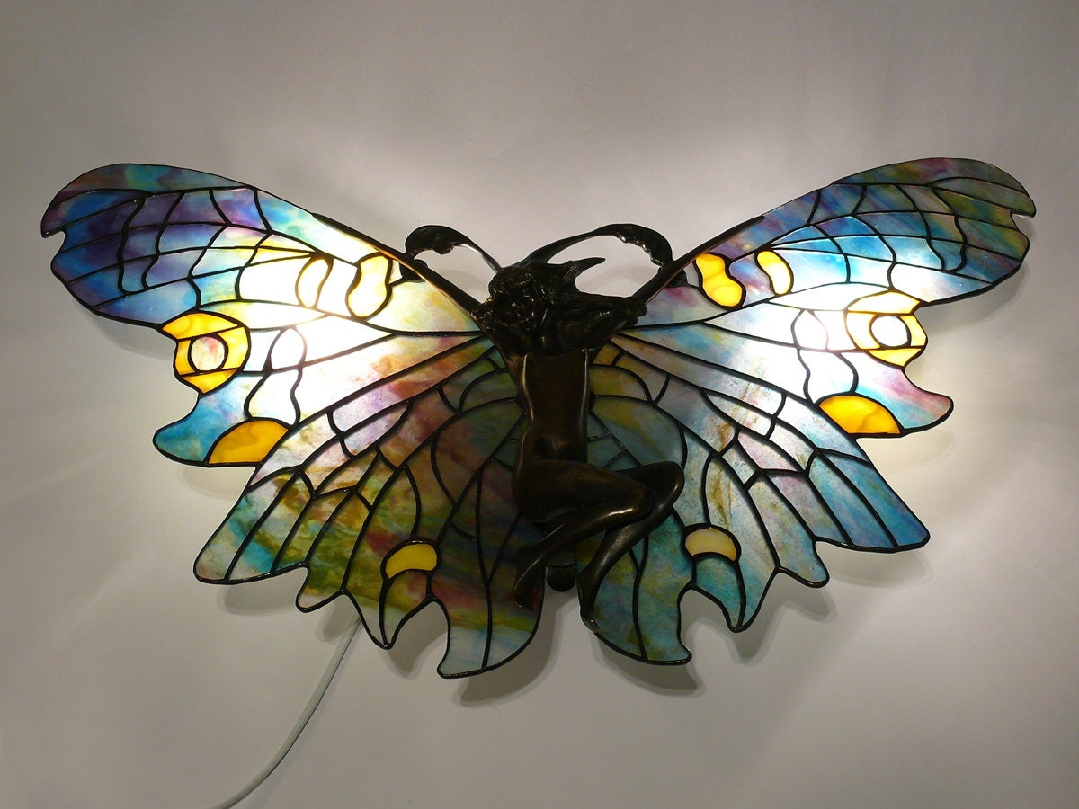 Wall Sconce Victorian Sconce Sconce Lighting Wall Lantern Wall Lamp Vintage Art Nouveau Wall Lighting Wall Lamp Wall Light Fixture