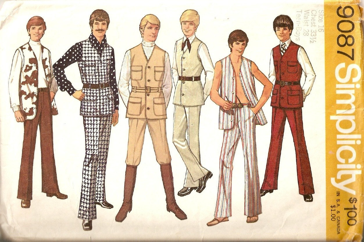 1975 Men's Fashion