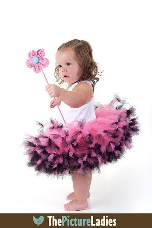 GORGEOUS Petti Tutu Pettitutu For Baby or Toddler FULL dress Many Colors To Choose From... Up To 24 Months