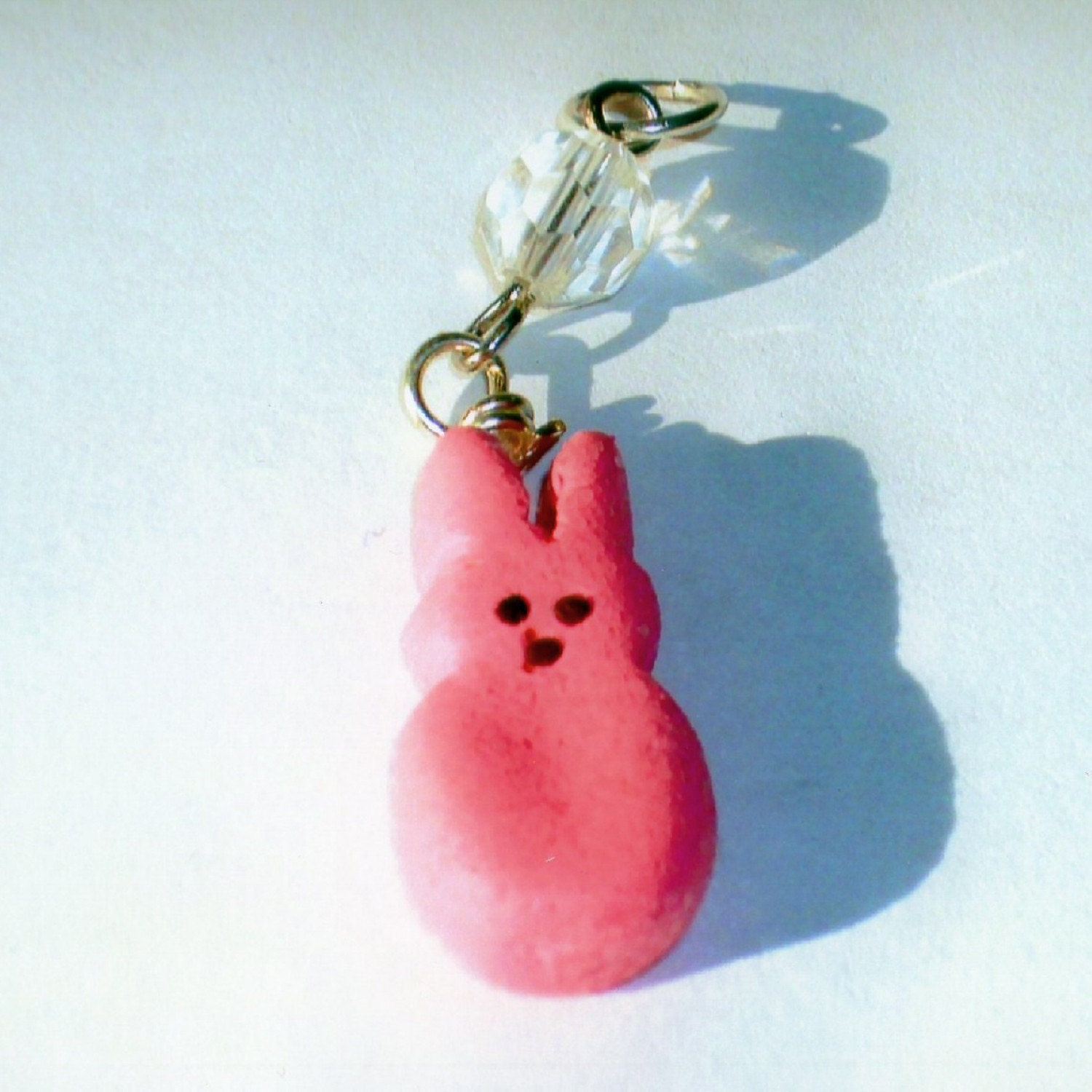 Polymer Clay Peeps Charm/Pendant