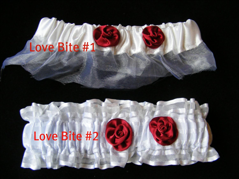 Love Bite Garter