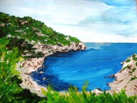 Custom Painting Marjoca Spain