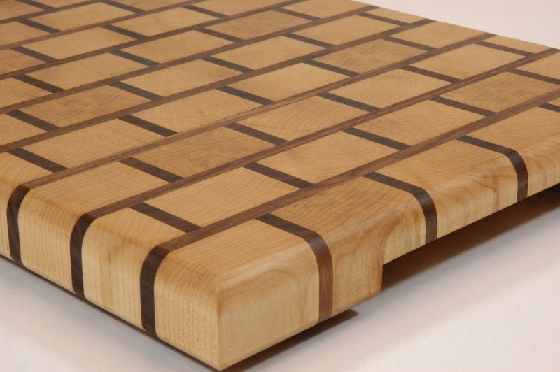 wood project ideas end grain cutting board plans free. Black Bedroom Furniture Sets. Home Design Ideas