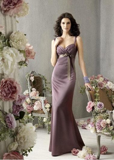 2011 فهرست بنفش یار ارسی ارزان مشتری فرستاده شده به طراحی لباس ساقدوش عروس