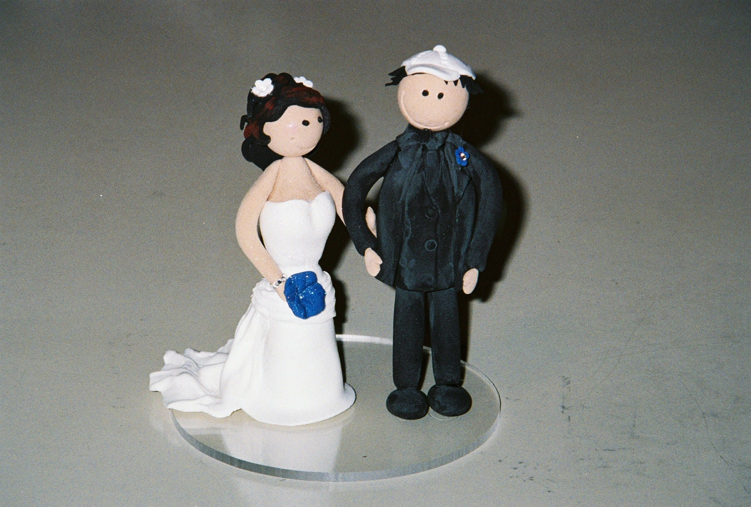 awesome wedding cake toppers