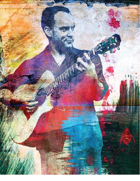Dave Matthews Art