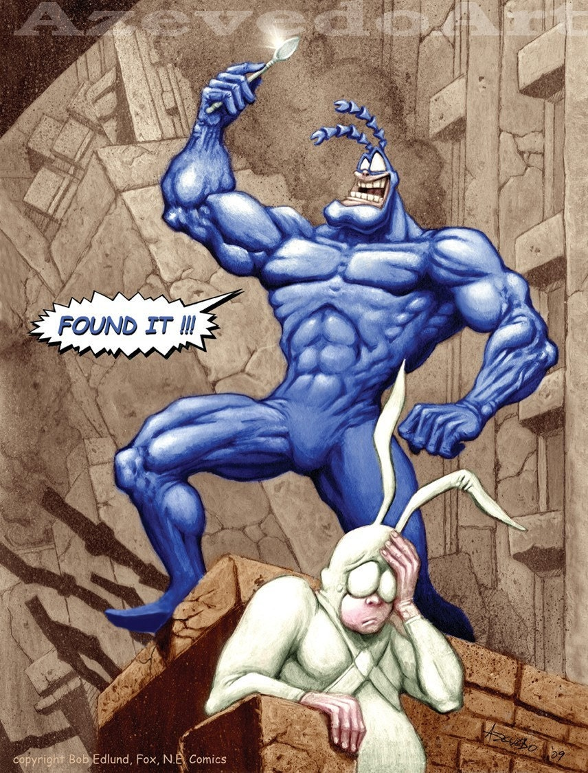 The Tick Characters
