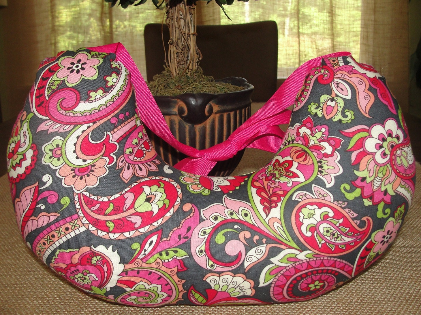 June- Grace Relief Breast Cancer Pillow