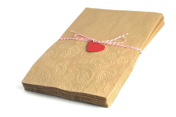 Embossed Writing Paper