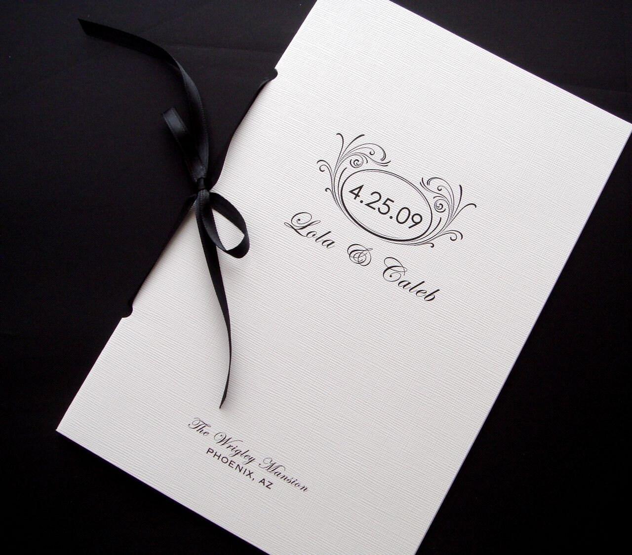 catholic wedding program cover sendafax090111nのブログ