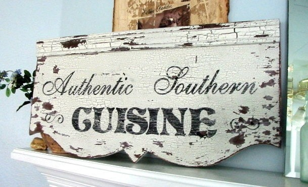 Authentic southern cuisine french italian by - Southern french cuisine ...