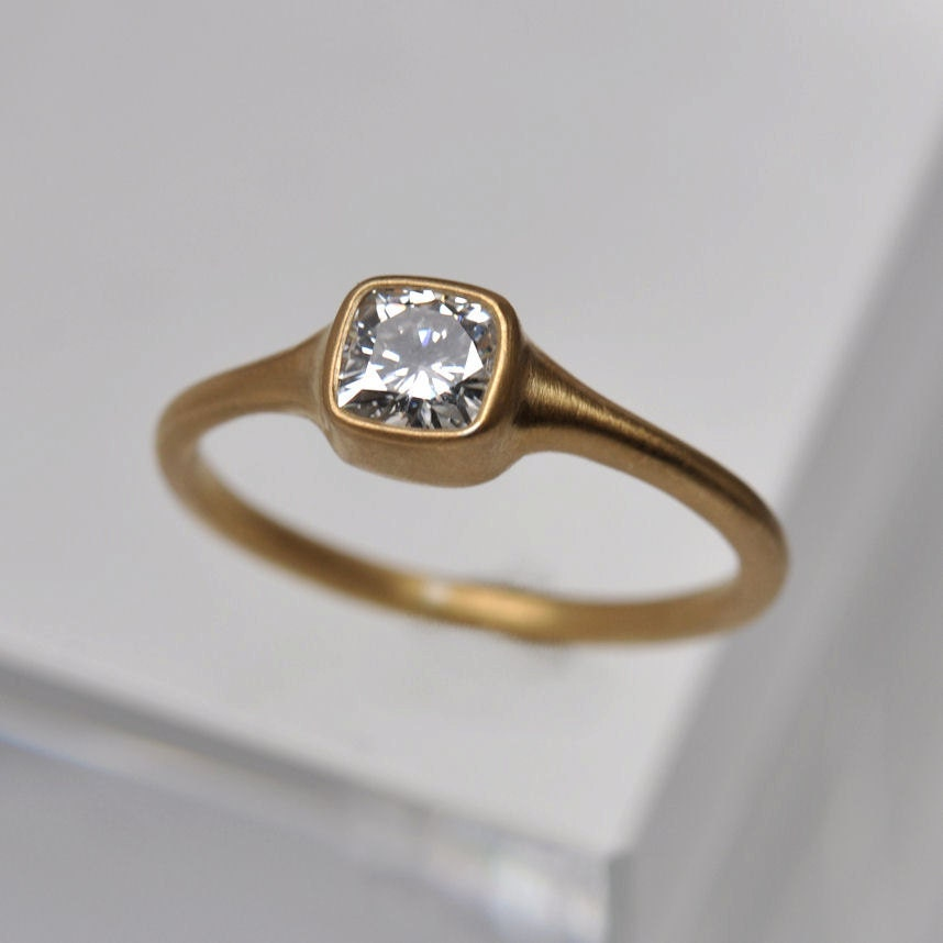 create your own diamond engagement ring by onestonenewyork