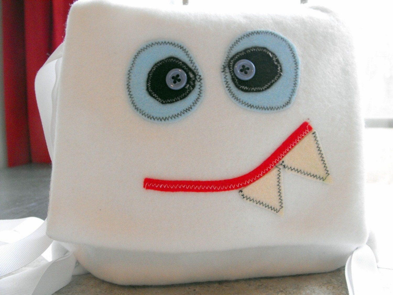GHOSTLY HAPPY MONSTER Backpack