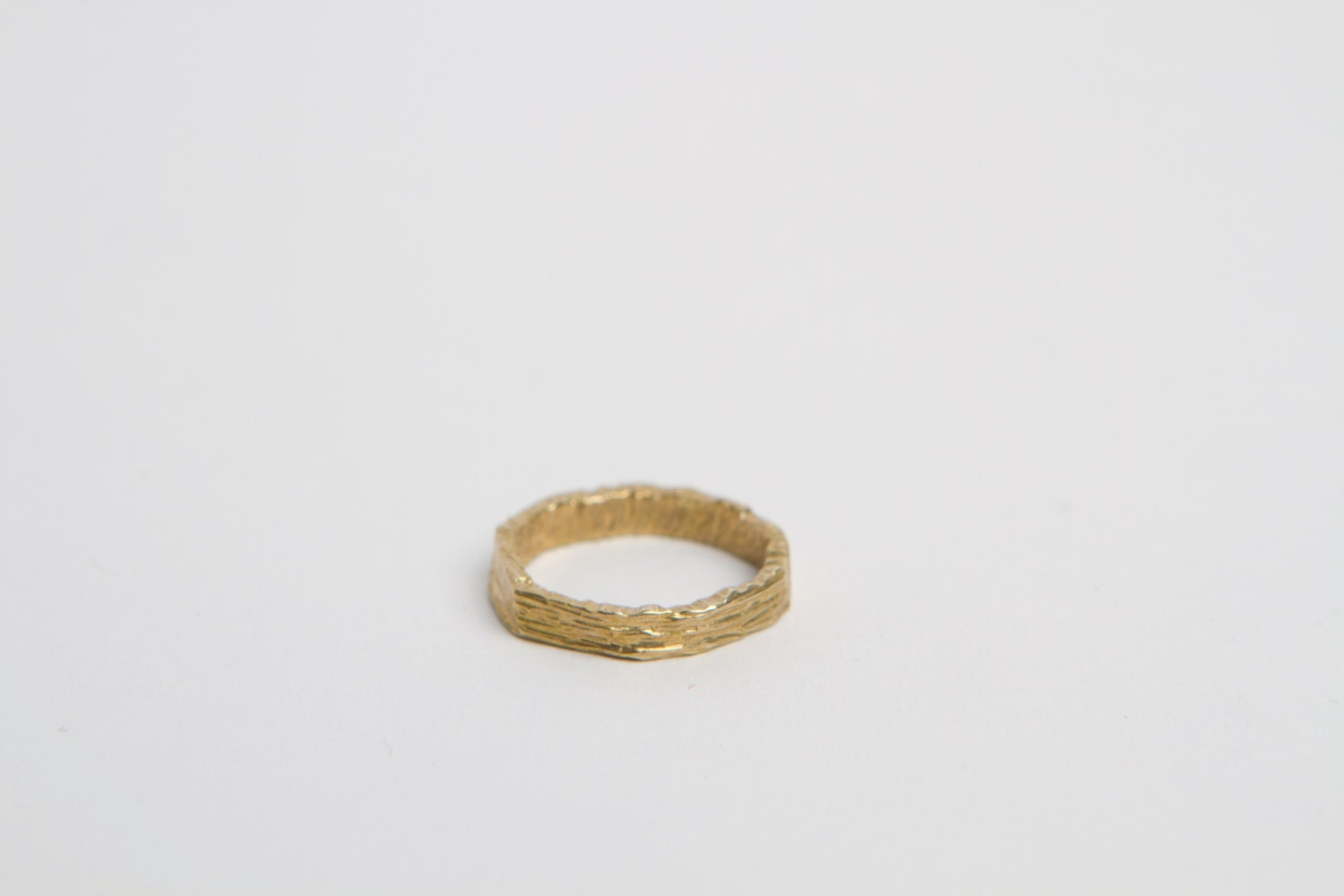items similar to middle finger ring carved