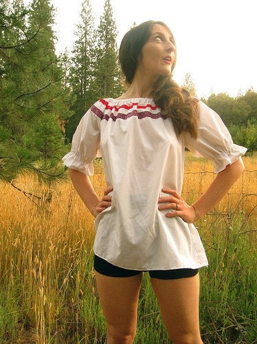 70s Superbabe Tunic S/M/L/XL