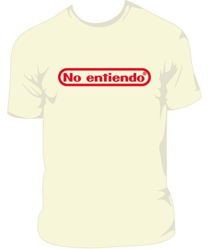 funny in spanish. Funny Spanish T Shirt