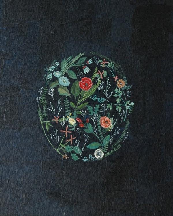 flora print - britthermann