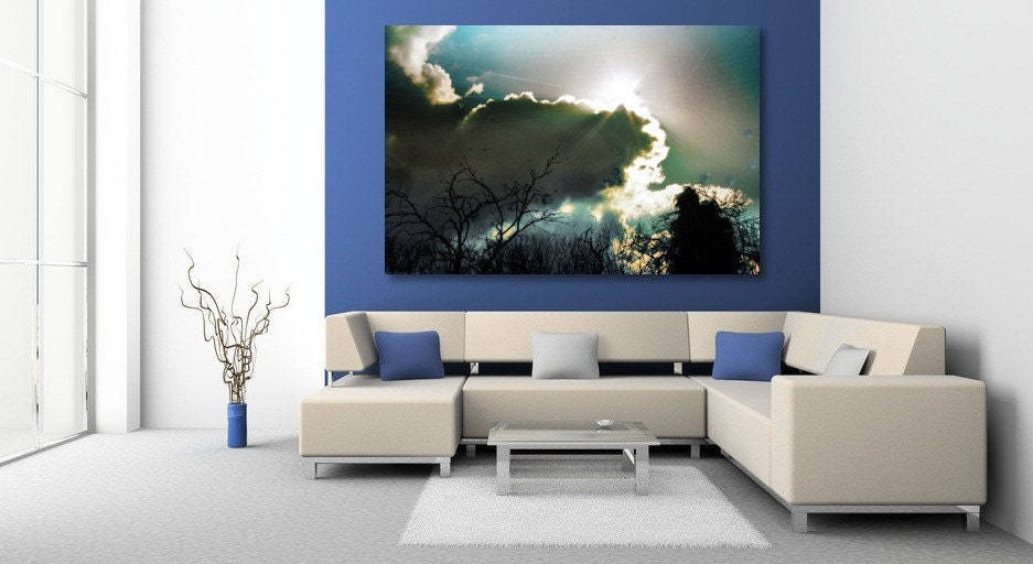 CHOOSE ANY PRINT 28x42 Inch Mounted Canvas OR Wooden Artbox - Creative Fine Art Photography By Moonangelnay FREE Postage