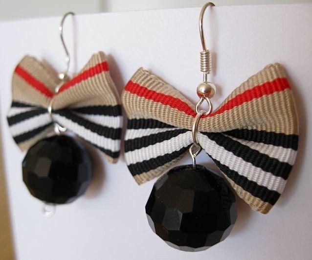 Love Burberry Earrings