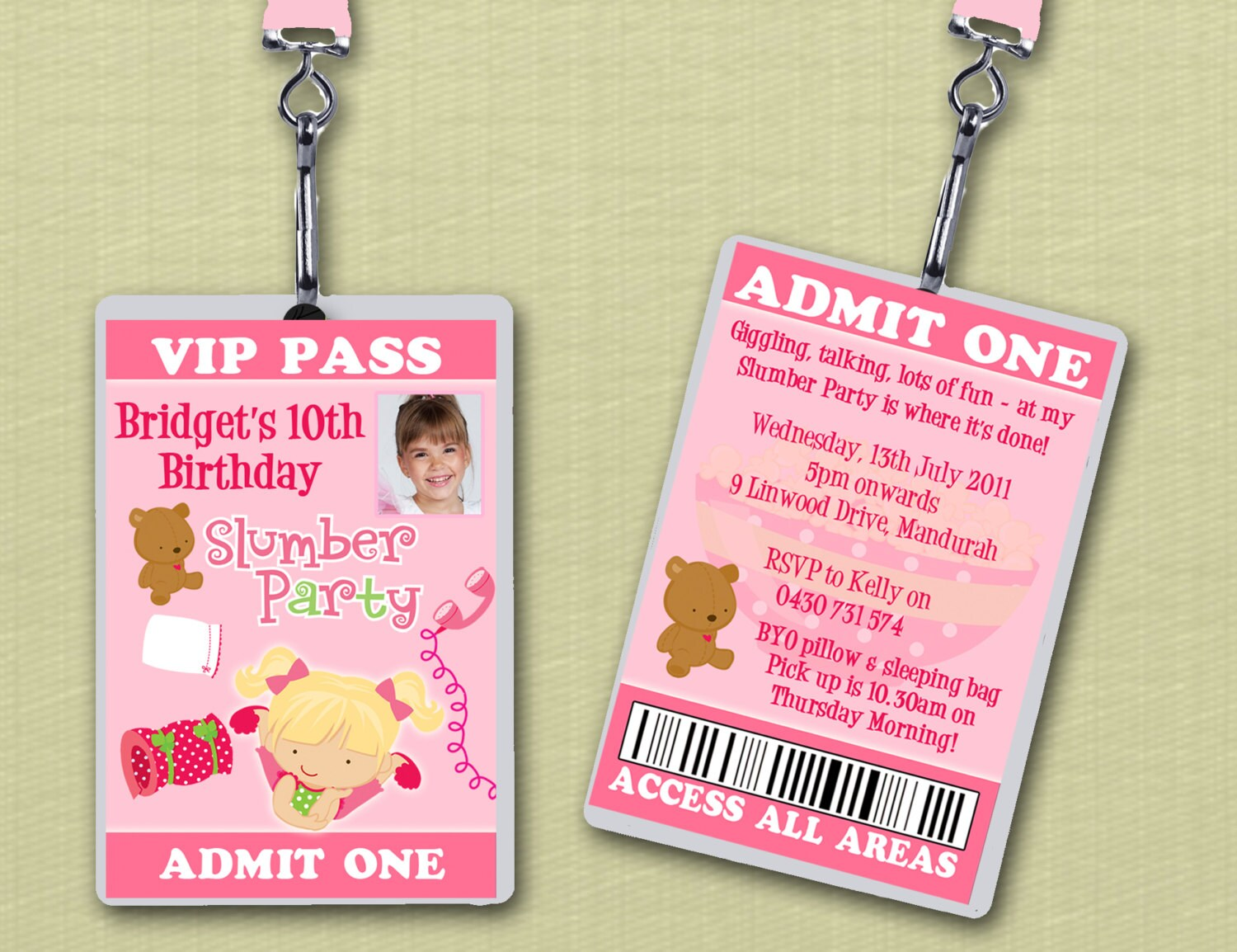 Pamper Party Invites is perfect invitations layout