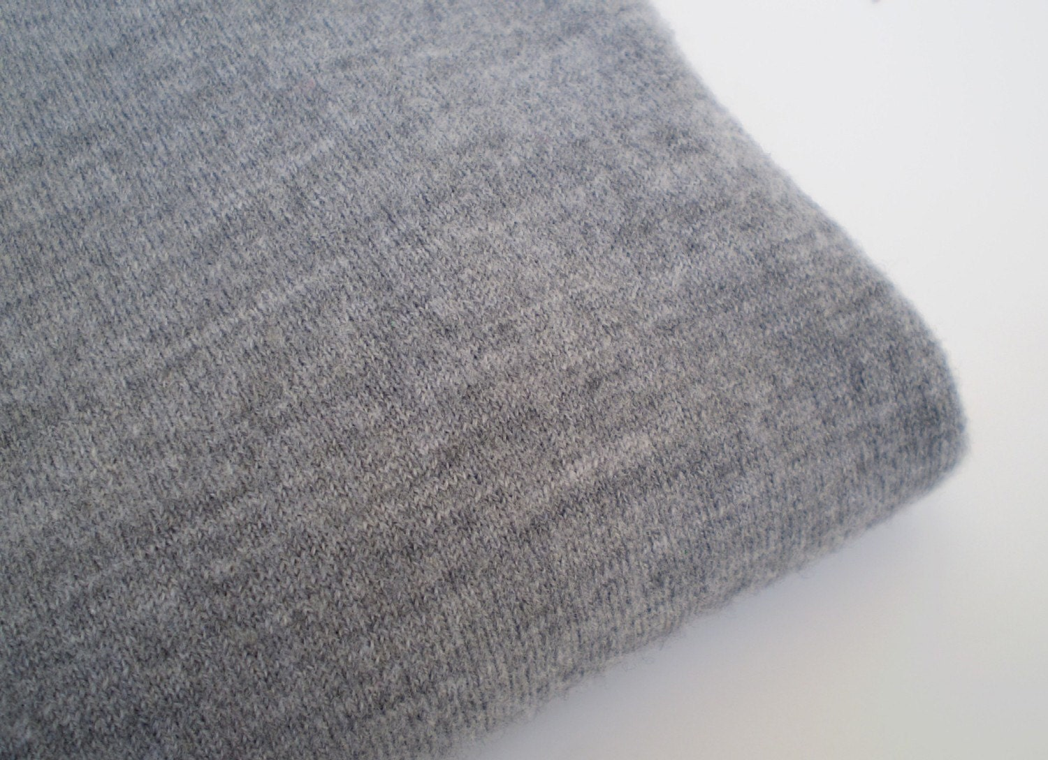 New Style Wool Shorties Cloth Diaper Cover- Heather Gray AVAILABLE IN SIZE XS OR SMALL ONLY