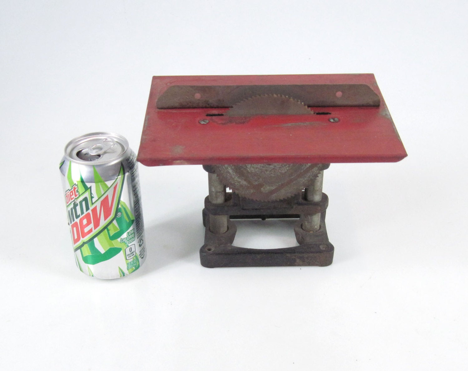 1930 39 S Antique Miniature Table Saw Made By J R By Drstrangegoods